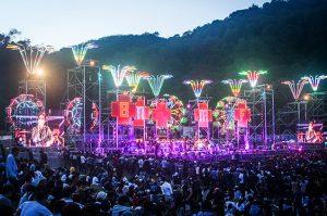 เทศกาลดนตรีประจำปีในประเทศไทย