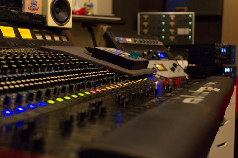 ธุรกิจห้องอัดเสียง